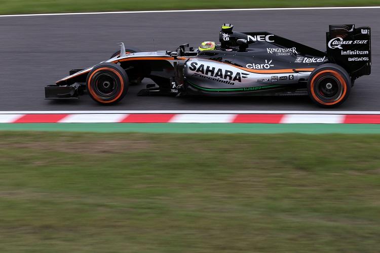 Credit: Sahara Force India Formula 1 Team