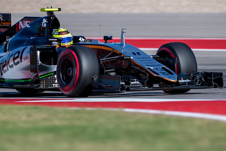 Credit: Force India Formula 1 Team