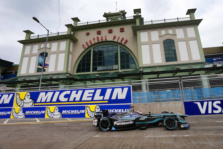 2016/2017 FIA Formula E Championship. Hong Kong ePrix, Hong Kong, China. Sunday 09 October 2016. Photo: Andrew Ferraro/LAT/Formula E ref: Digital Image _FER1522
