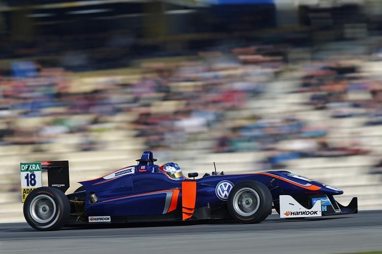 Jake Hughes - Credit: FIA Formula 3 European Championship