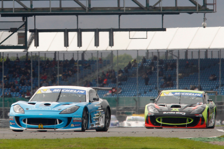 Orton Took A Double Victory At Silverstone - Credit: Jakob Ebrey Photography