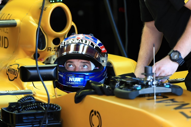 Jolyon Palmer - Credit: Octane Photographic Ltd