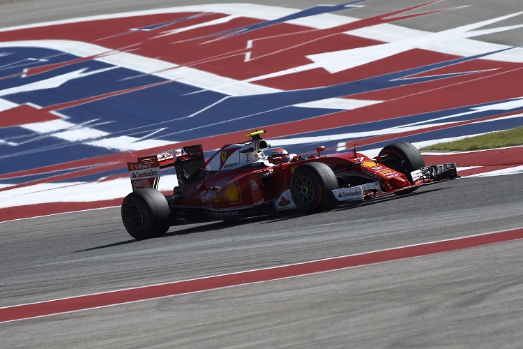 Kimi Raikkonen - Credit: Scuderia Ferrari
