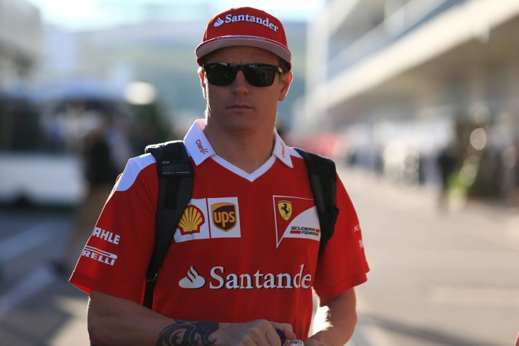 Kimi Raikkonen enjoys racing in Mexico - Credit: Octane Photographic Ltd