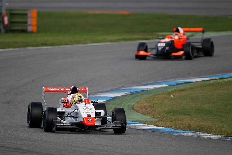 Lando Norris - Credit: Formula Renault 2.0 NEC