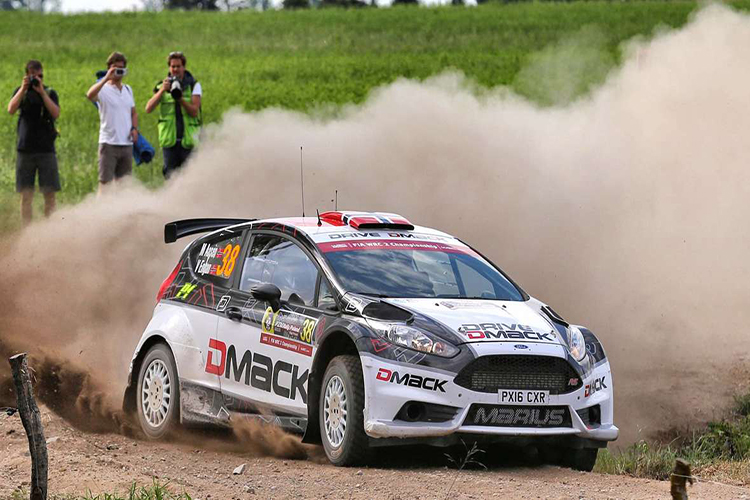 Credit: @World Photography/DMACK World Rally Team