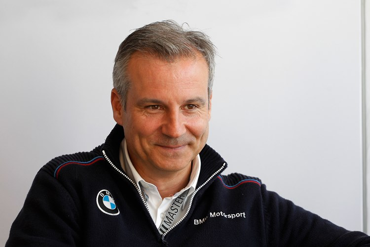Spielberg (AT) 22th May 2016. BMW Motorsport, Jens Marquardt (DE) BMW Motorsport Director.