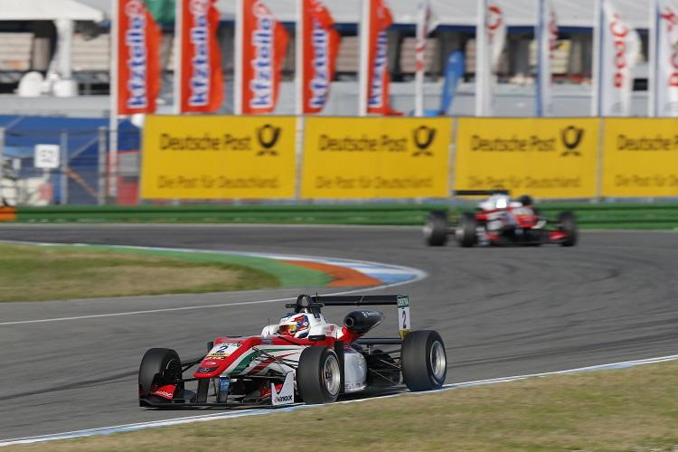 Nick Cassidy - Credit: FIA Formula 3 European Championship