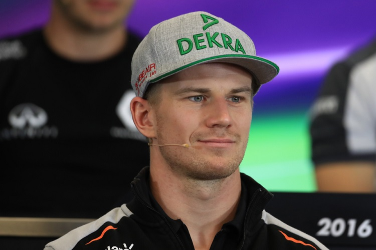 Nico Hulkenberg - Credit: Octane Photographic Ltd