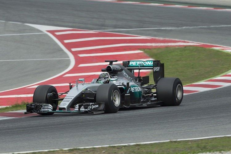 Nico Rosberg - Credit: Pirelli & C. S.p.A