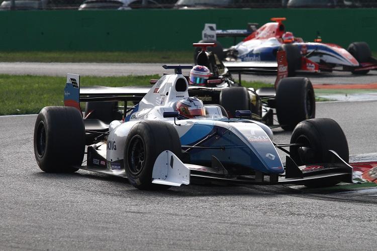 Egor Orudzhev - Credit: Formula V8 3.5