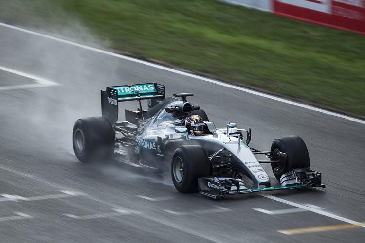 Pascal Wehrlein - Credit: Pirelli & C. S.p.A