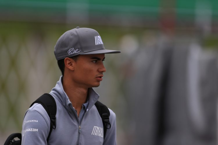 Pascal Wehrlein excited to drive in America