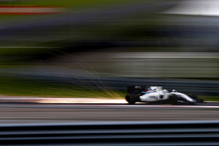 Felipe Massa - Malaysia Photo: Glenn Dunbar/Williams