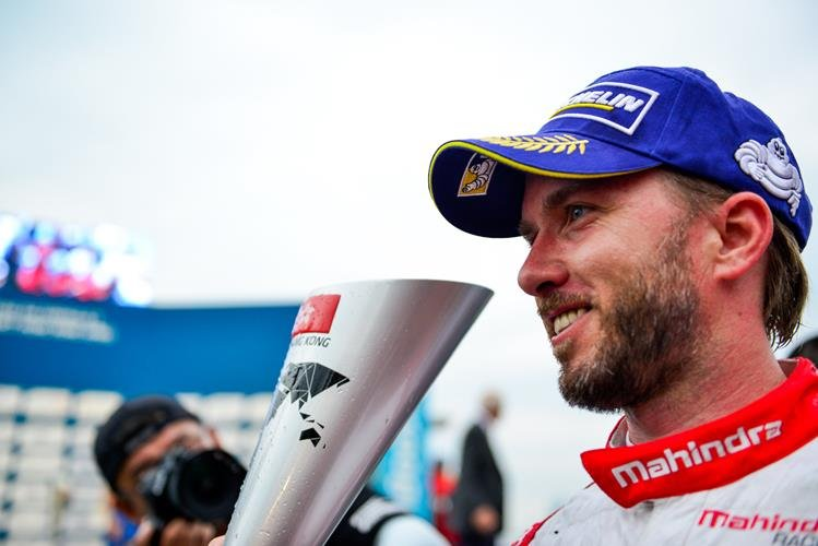 |Driver: Nick Heidfeld| Team: Mahindra Racing| Number: 23| Car: M3 Electro|| Photographer: Nat Twiss| Event: Hong Kong ePrix| Circuit: Hong Kong| Location: Hong Kong| Series: FIA Formula E| Season: 2016-2017| Country: HK|