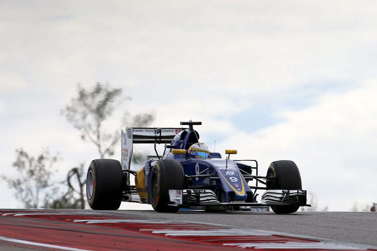 Credit: Sauber Formula 1 Team