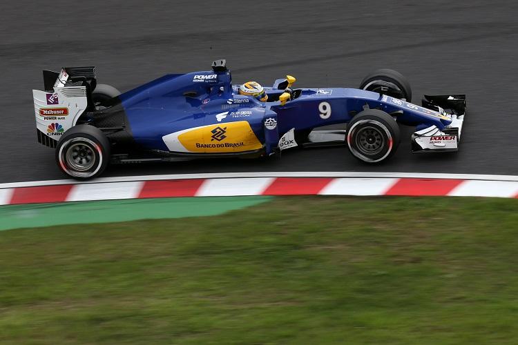 Credit: Sauber F1 Team