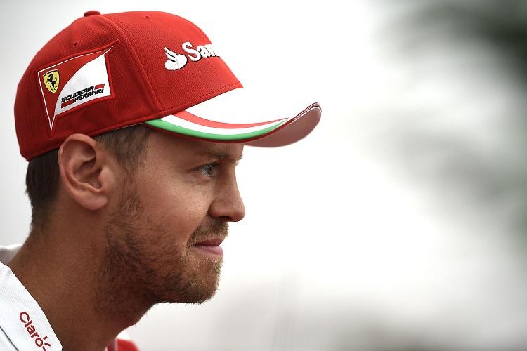 Sebastian Vettel - Credit: Scuderia Ferrari