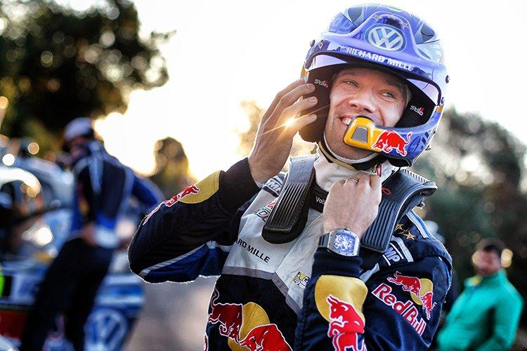 Sebastien Ogier 2016 Rally France