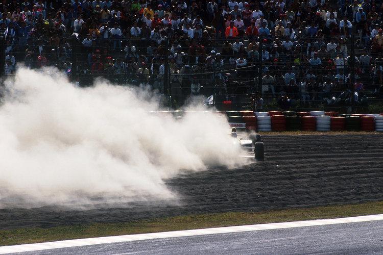 1991 Japanese Grand Prix. Suzuka, Japan. 18-20 October 1991. Nigel Mansell (Williams FW14 Renault) World Credit: LAT Photographic / Williams Martini Racing