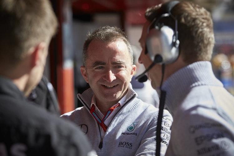 Großer Preis von Spanien 2016. Credit: Mercedes AMG Petronas Formula One Team