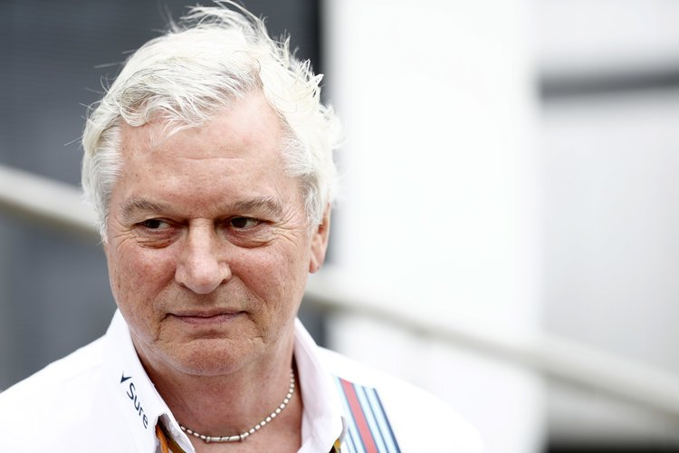Silverstone, Northamptonshire, UK. Saturday 9 July 2016. Pat Symonds, Chief Technical Officer, Williams Martini Racing. Photo: Glenn Dunbar/Williams ref: Digital Image _V2I8410. Credit: Williams Martini Racing