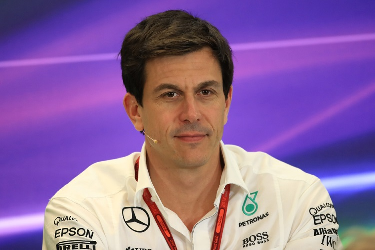 Toto Wolff - Credit: Octane Photographic Ltd