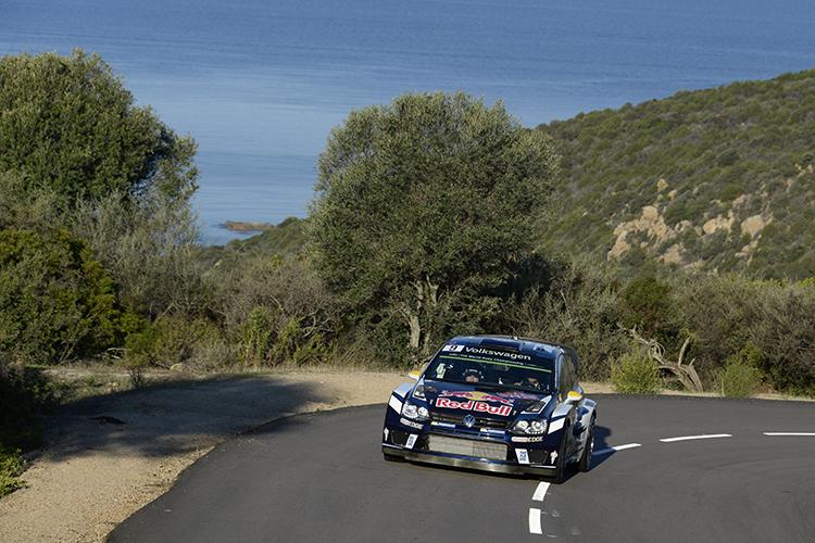 Credit: Daniel Roeseler/Volkswagen Motorsport