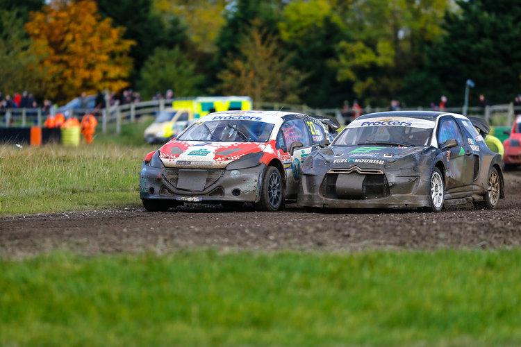 MSA British Rallycross Grand Prix 2016. Croftl Circuit (c) MATT BRISTOW | Rubber Duck Does RallyX  Photography