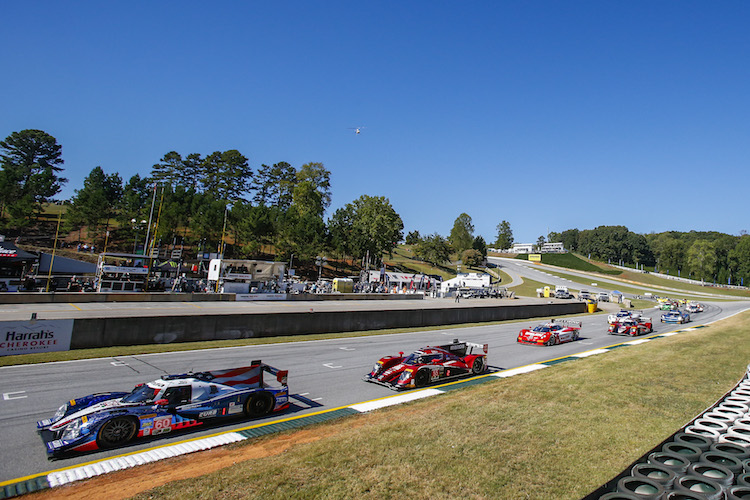 Petit Le Mans: Hartley scorches to P1 in ESM Nissan
