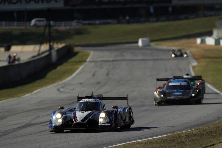 2016 WeatherTech SportsCar Championship Atlanta Petit Le Mans