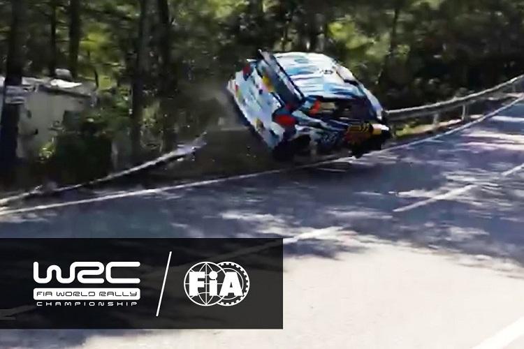 Credit: FIA World Rally Championship
