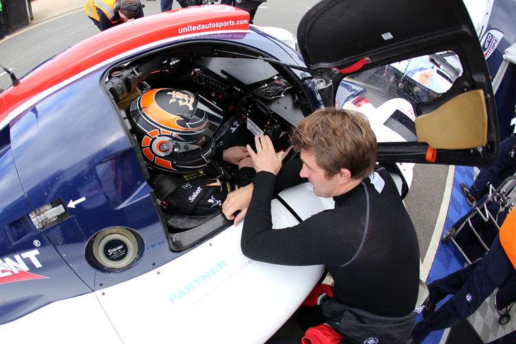 DUYVER / HOLLINGS Ligier JS P3 Prototype Cup