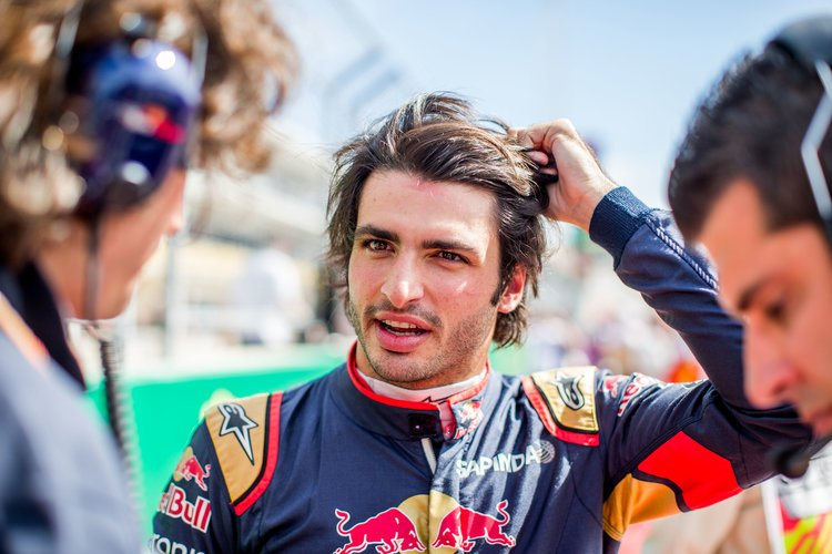 Carlos Sainz Jr - Credit: Photo by Peter Fox/Getty Images