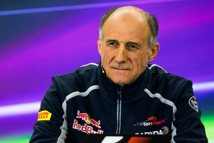Franz Tost - Credit: Peter Fox/Getty Images