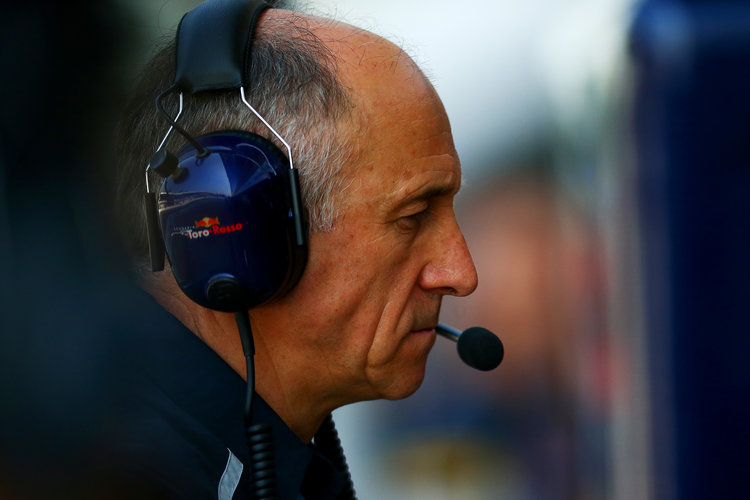 Franz Tost - Credit: Dan Istitene/Getty Images