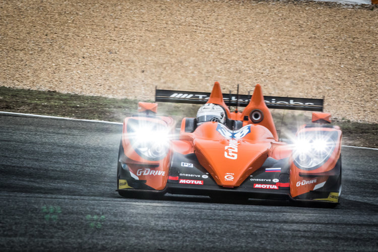 #CAR 38 / G-DRIVE RACING / RUS / Gibson 015S-Nissan - ELMS 4 Hours of Estoril - Circuito Estoril - Estoril - Portugal