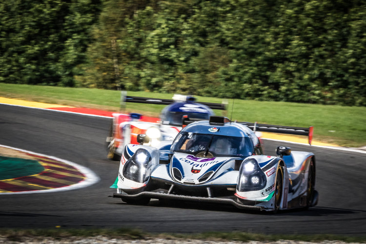 #CAR 7 / VILLORBA CORSE / ITA / Ligier JS P3 - Nissan - ELMS 4 Hours of Spa - Spa Francorchamps - Stavelot - Belgium