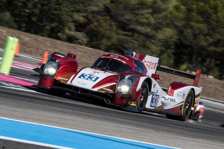 Car #33 / EURASIA MOTORSPORT / PHL / Oreca 05 - Nissan - ELMS 4 Hours of Le Castellet - Circuit Paul Ricard - Le Castellet - France
