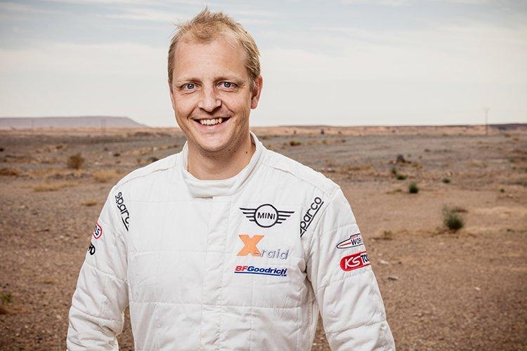 MINI announces crews for 2017 Dakar Rally