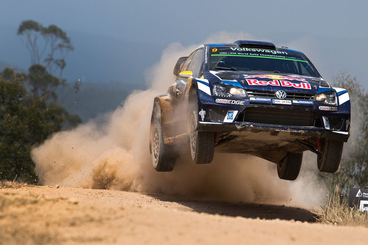 Andreas Mikkelsen (NOR), Anders Jæger (NOR) Volkswagen Polo R WRC (2016) WRC Rally Australia 2016 Photo: Helena El Mokni