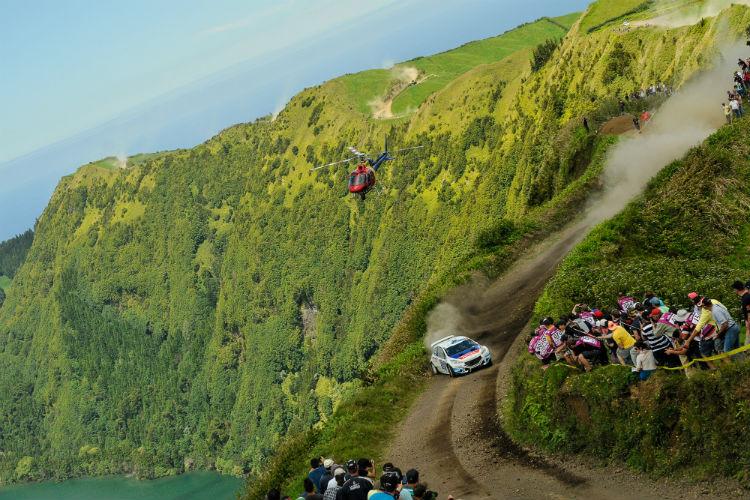 Azores 2015 - Credit: DPPI