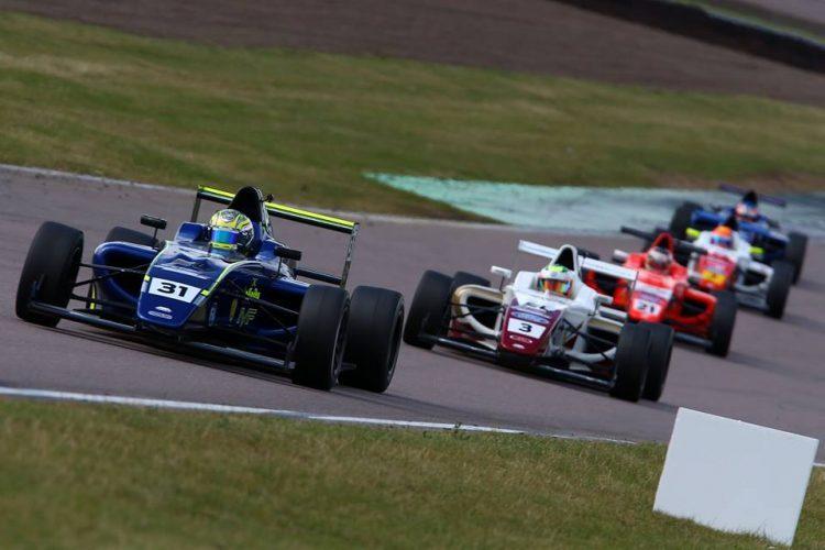 British F4 Max Fewtrell Sennan Fielding