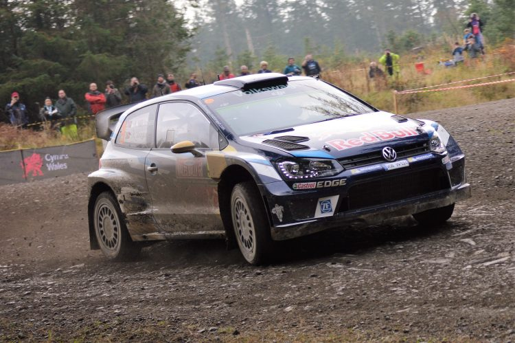 Volkswagen have called time on their World Rally Championship foray - Credit: Dominik Wilde