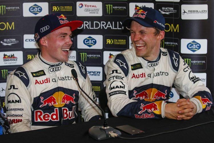 2016 FIA World RX Rallycross Championship / Round 12 / Rosario, Argentina / November 25 - 28, 2016 // Worldwide Copyright: IMG/McKlein