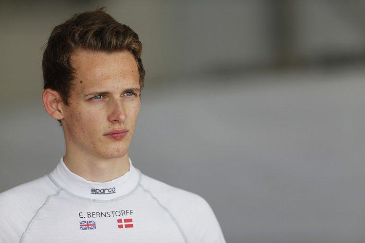Emil Bernstorff - Credit: Sam Bloxham/GP3 Series Media Service