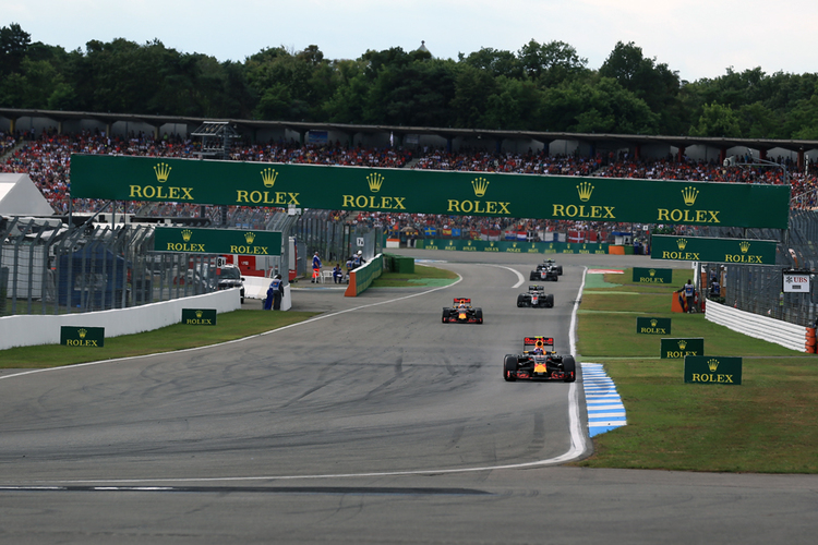 German GP to be shelved next year