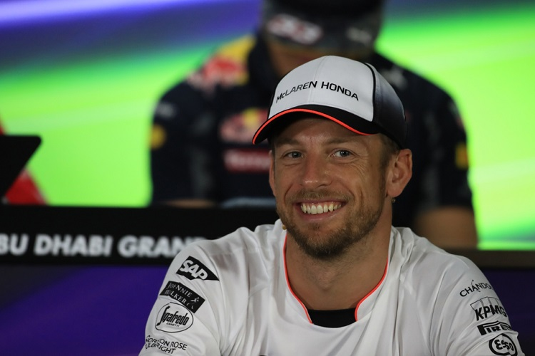 Jenson Button - Credit: Octane Photographic Ltd