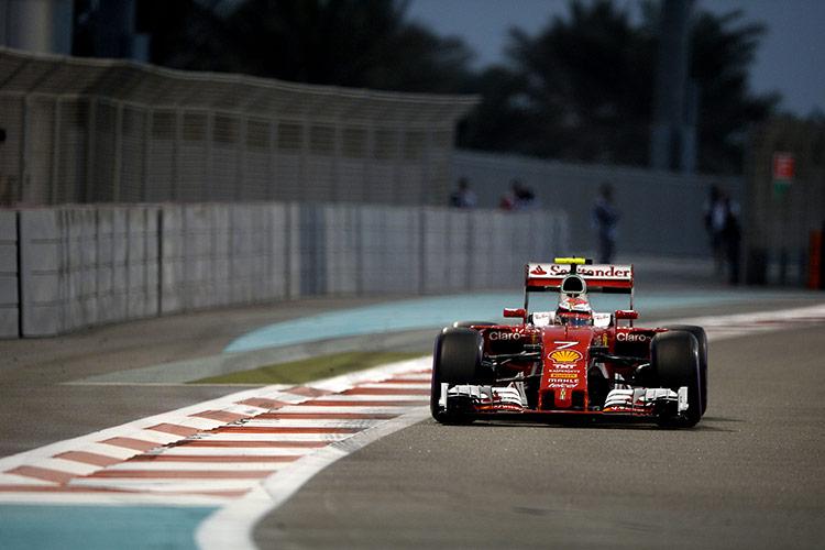 Kimi Raikkonen - Scuderia Ferrari - Credit: Ferrari