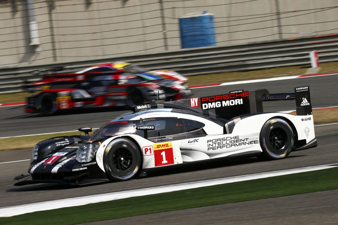 Porsche Wins Manufacturers Title With Shanghai Victory